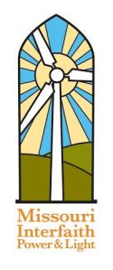 stain glass windmill